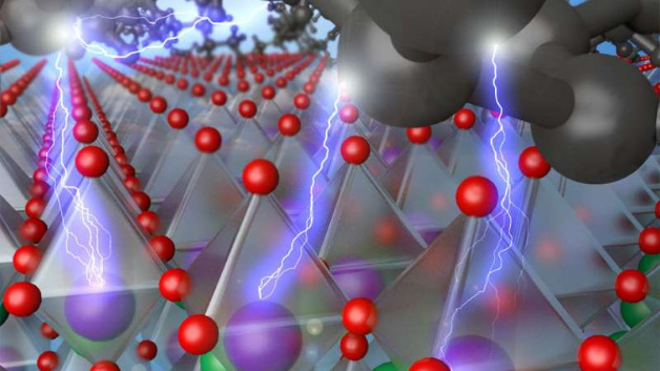 Eine neue Klasse von Bauelementen, die »Solaristors«, kombinieren Energy Harvesting über Licht mit einem Transistor.