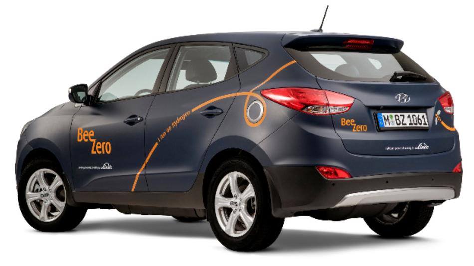 Die Fahrzeuge von BeeZero können noch bis zum 30.06.2018 im Rahmen des Carsharing-Angebots genutzt werden.