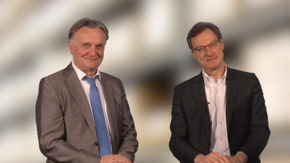 Zwei Präsidenten leiten als Tandem Avnet EMEA