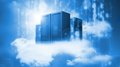 Server Datacenter Cloud-Computing Colocation