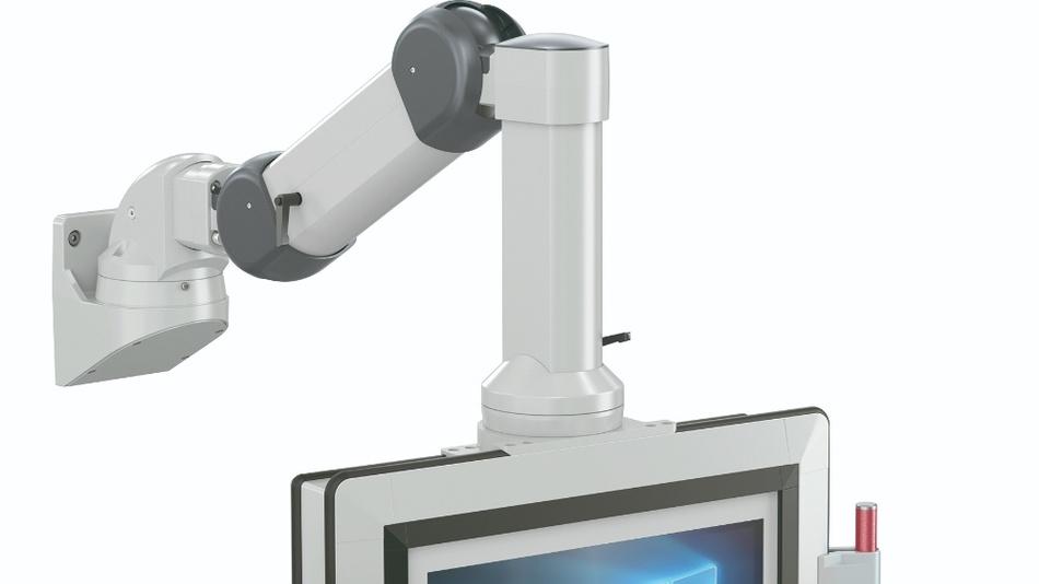 Das Höhenverstellsystem GTV light lässt sich leicht an unterschiedliche Anforderungen anpassen