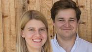 Starkes Duo: Maria und Dominik Sievert