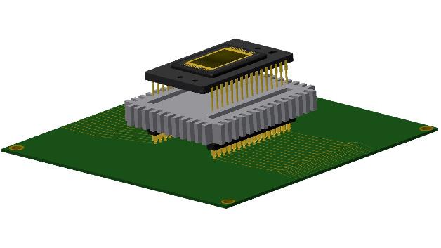 Die Heat-Sink-Sockets von Andon Electronics leiten Verlustwärme von temperaturempfindlichen Bauteilen ab.