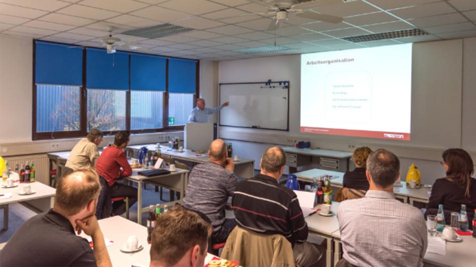 Treston Deutschland Workshops finden auch 2018 wieder statt