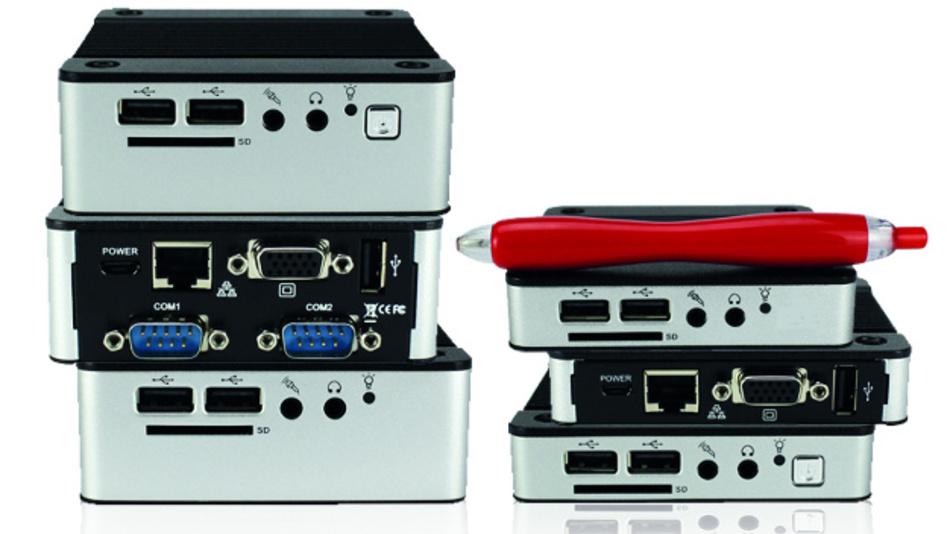 Comp-Mall erweitert sein Portfolio um Box- und Panel-PCs sowie Embedded Boards von Icop.
