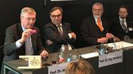 Pressekonferenz Fraunhofer IML auf der Logimat