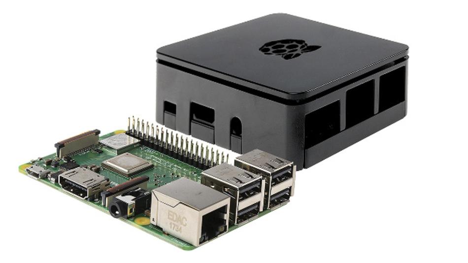 Der neuste Raspberry-Pi-3-Einplatinencomputer