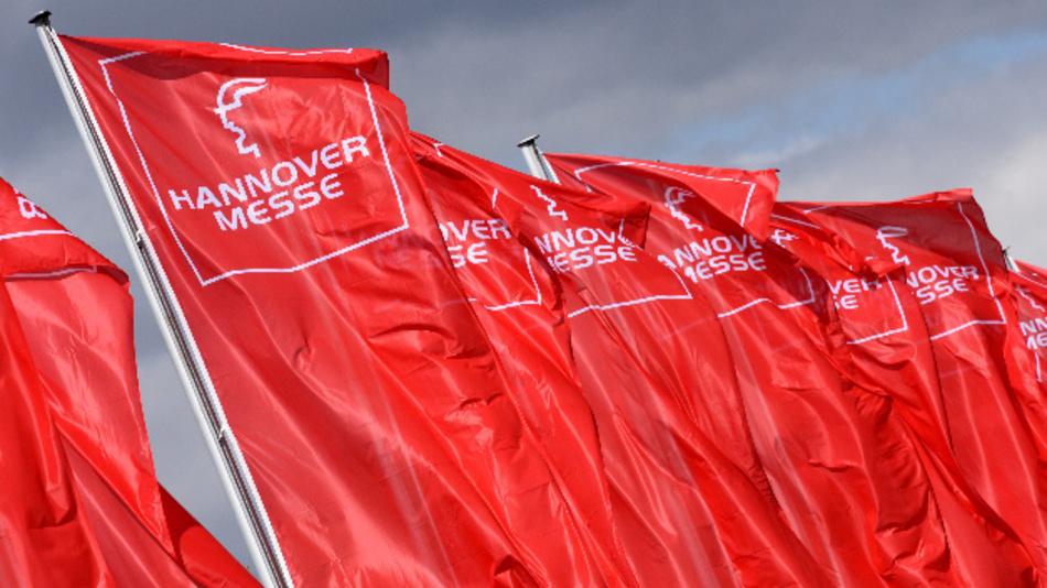 Ende Aprill versammelt sich die Welt der Industrie wieder in Hannover.