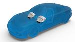 ZF bringt 2019 Knie-Airbag mit Gewebegehäuse auf den Markt