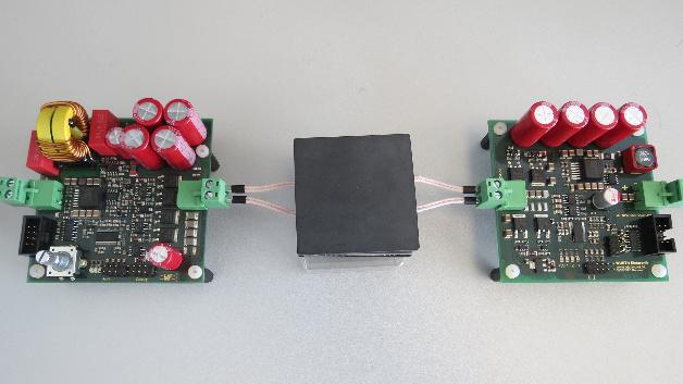 Das 200-W-WPT ist ein 200-W-Entwicklungssystem für Wireless-Power-Transfer von Infineon und Würth Elektronik eiSos.