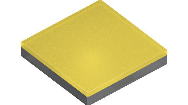 Die Oslon Pure 1010 ist die nächste CSP-LED von Osram Opto Semiconductors.