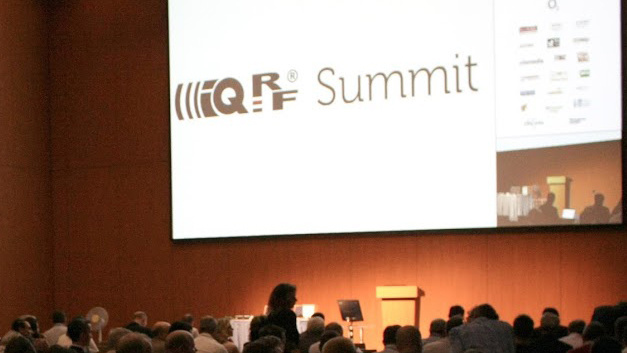 Foto vom IQRF Summit 2017