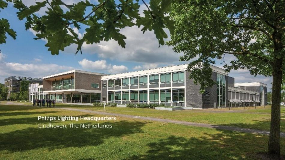 Philips-Lighting-Headquarter im niederländischen Eindhoven
