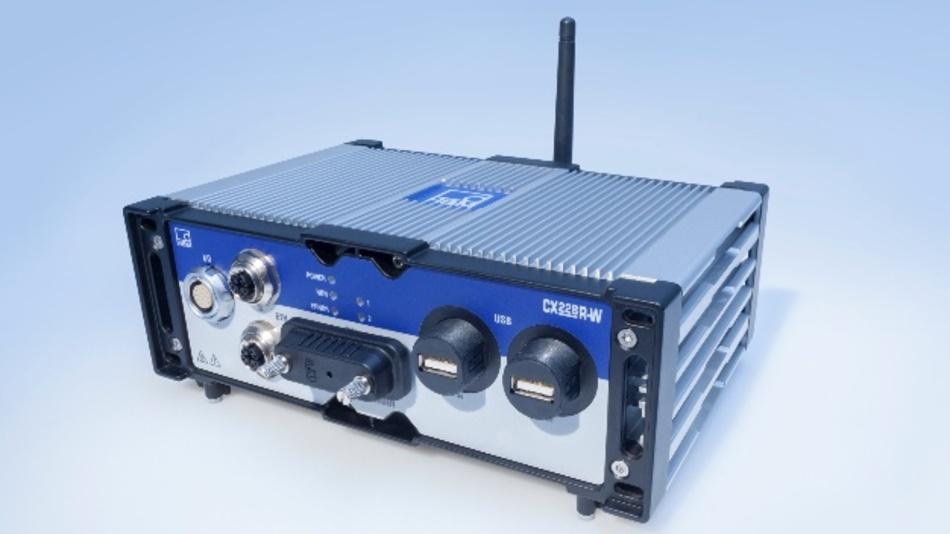 Datenrekorder SomatXR CX22B-R von HBM