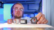 Elektroantrieb aus dem 3D-Drucker