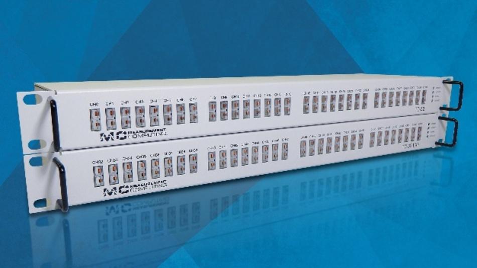 Messgerät TC-32 von Measurement Computing für die vielkanalige Temperaturüberwachung