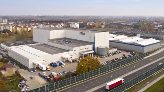 TME plant neben einem neuen Bürogebäude und einer Erweiterung des Lagers auch ein neues vollautomatisiertes Logistikzentrum.