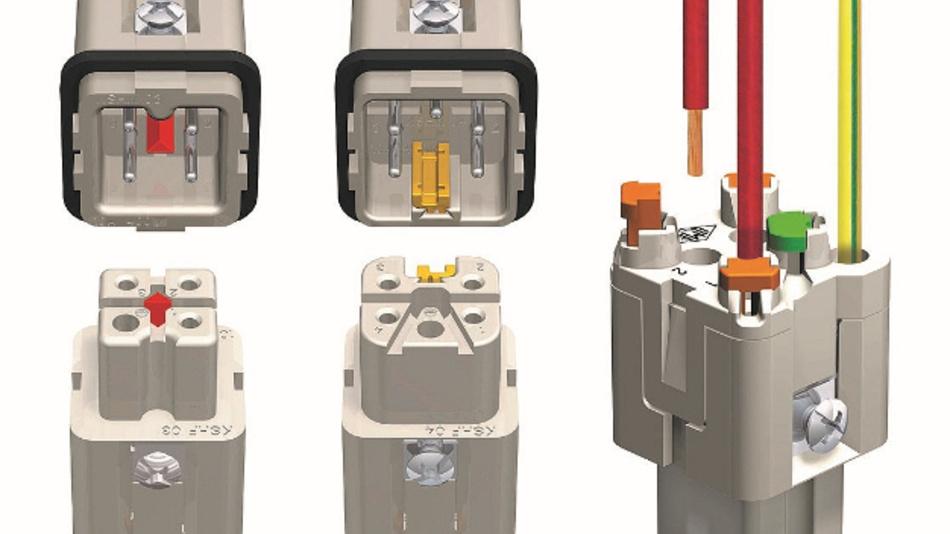 Ein rundum erneuerter Industrie-Steckverbindertyp