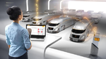 Continental und Vodafone schützen Nfz vor Reifenpannen