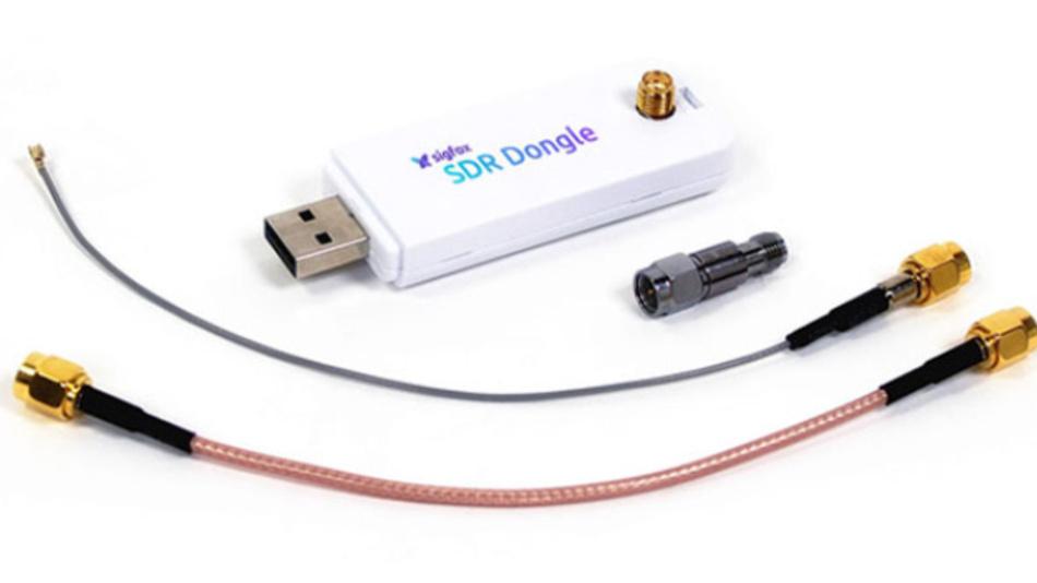 Das SDR-Dongle ermöglicht den Geräteherstellern, die Entwicklung und Testphase zu beschleunigen, ohne dass eine Netzabdeckung und die Hochfrequenzkonfiguration jedes Landes erforderlich sind.