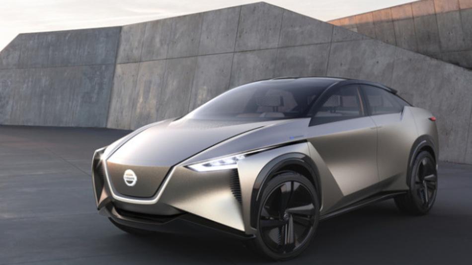 Den IMx hat Nissan erstmals auf der Tokyo Motor Show im Oktober 2017 vorgestellt.
