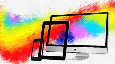 Räumliche Strukturen bestimmen die Farben des Lichts in OLEDs