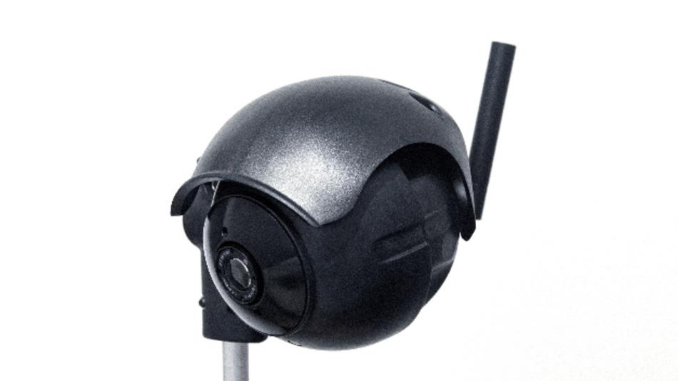 Die Wärmebildkamera »ThermiCam V2X« von Flir zur Verkehrserkennung.