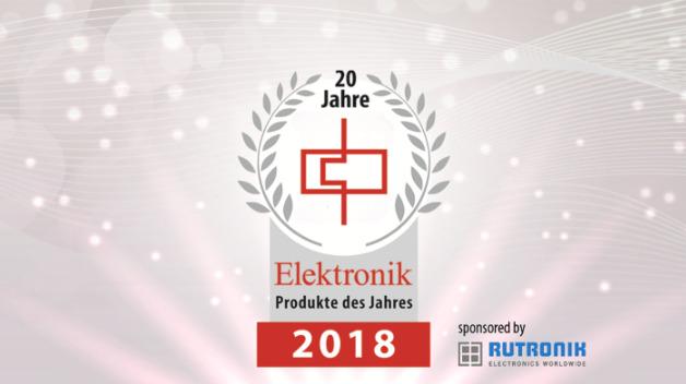 Die Gewinner der Leserwahl zu den Produkten des Jahres 2018 stehen fest!