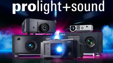 Publitec NEC Laserprojektoren