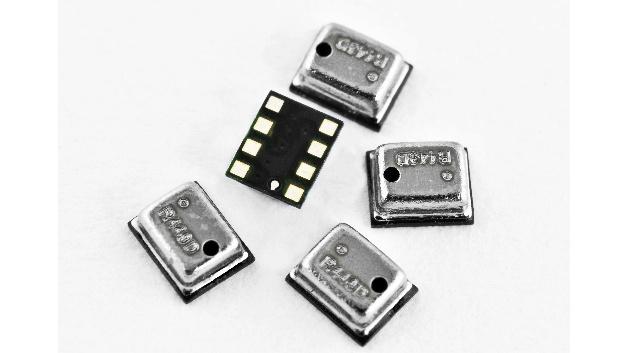 Barometrische Miniaturdrucksensoren für Wearables
