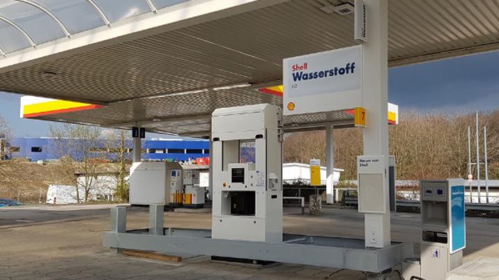 Wasserstofftankstelle in Wuppertal
