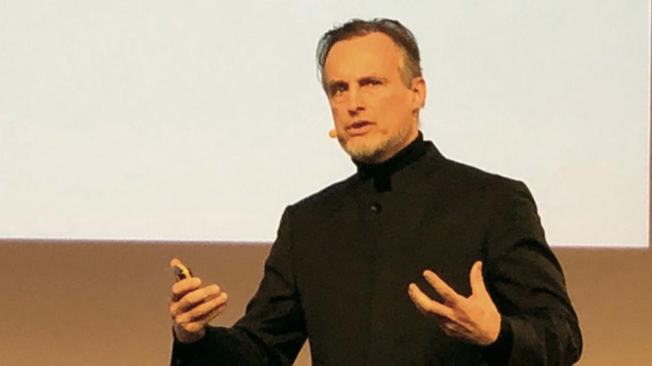 Prof. Jürgen Schmidhuber, Direktor des IDSIA-Instituts »Die Verbindung von Robotik und KI ist eine Stärke Deutschlands.«