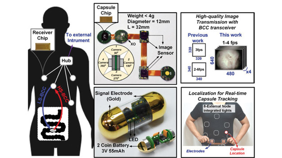 Gekapseltes Endoskopsystem