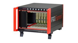 Bild 1. Schroff PXI Express System