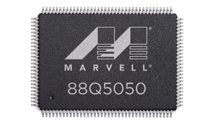 Switch 88Q5050 von Marvell