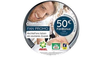 Logo Bauknecht Fan-Bonus