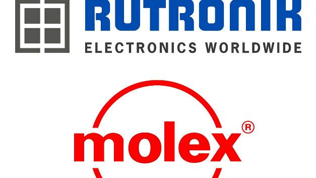 Rutronik und Molex schließen Distributionsvertrag