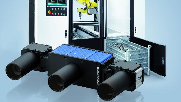 3D Vision: Kamerasysteme wie Ensenso X machen viele Anwendungen in der Robotertechnik und in der automatisierten Serienproduktion erst möglich.
