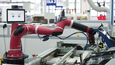Bild: Rethink Robotics