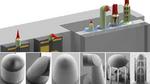 Mit 3D-Nanodruck zu optischen Hybridsystemen