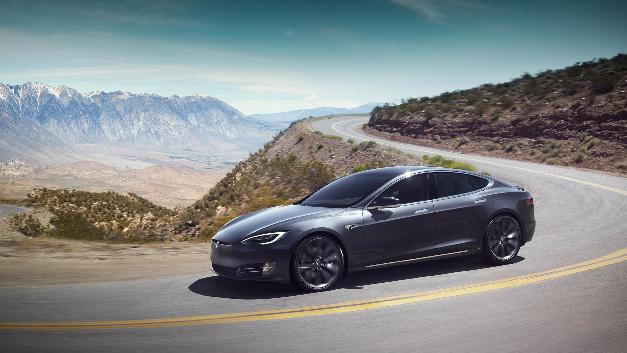 Das Model S von Tesla: Es bestehe kein akutes Risiko, die Wagen könnten bis zur Reparatur gefahrlos weitergefahren werden.