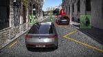 Visualisierung der Umfelderkennung eines autonomen Fahrzeugs