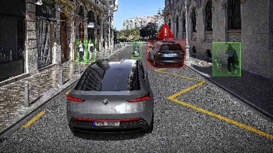 Die Aufgaben im Rahmen des »Smart Mobility Hackathon« sind in 13 Themenbereiche unterteilt und betreffen beispielsweise das autonome Fahren.