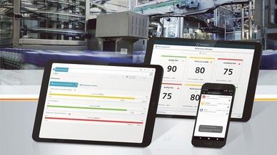 Apps für Mindsphere von Siemens