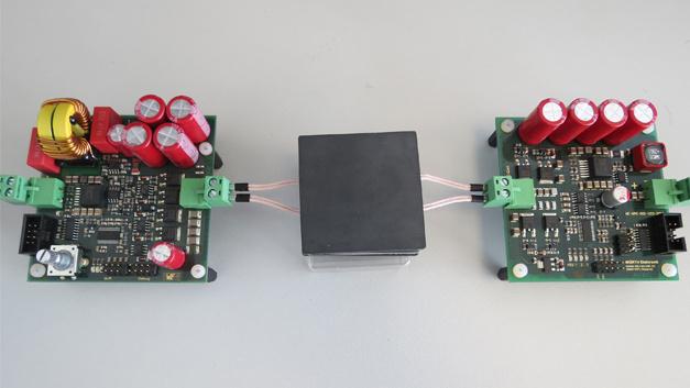 Wireless Power Entwicklungssystem 760308EMP-WPT-200W.