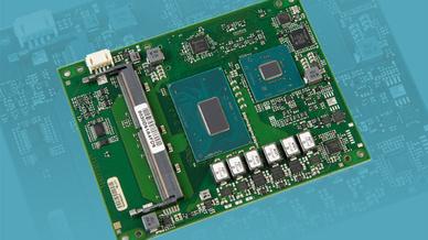 COM Express Modul MSC C6B-CFLH