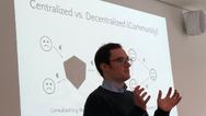 Alexander Kaiser, Blockinfinity: »Solange es mehrere Akteure gibt, sich eine intermediäre Instanz einsparen lässt, du es um Dinge von Wert geht, kann die Blockchain ihre Vorteile ausspielen. Das können im Falle der Energietechnik selbstverständlich E
