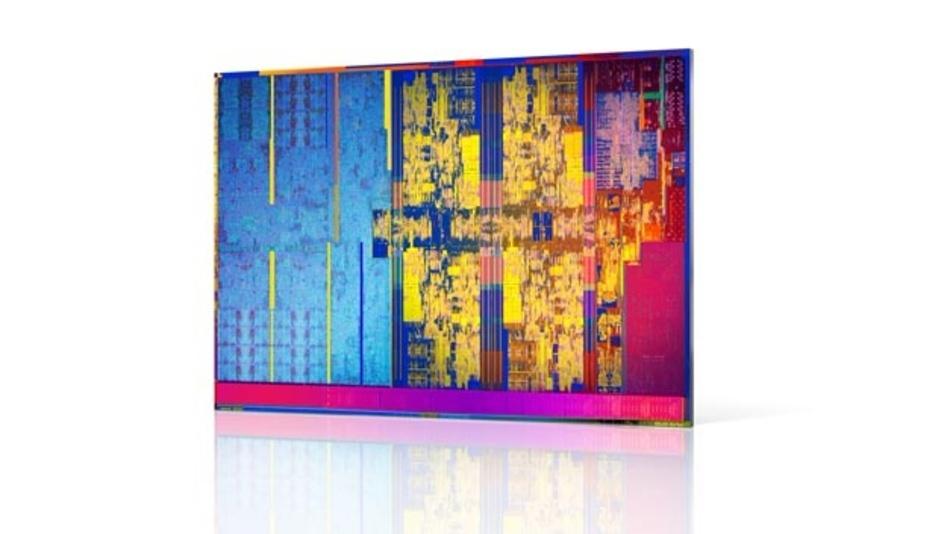 Silizium der achten Intel-Core-Generation