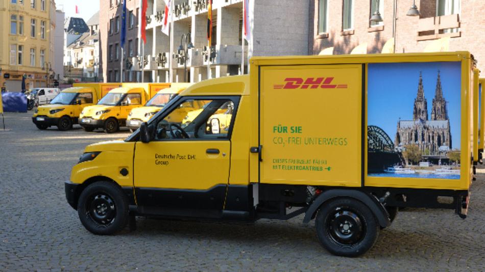 Der neue Geschäftsbereich »Corporate Incubations« wird beispielsweise die Vermarktung der StreetScooter vorantreiben.