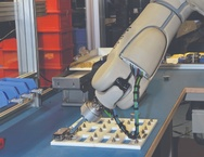 Robotersystem HelMo